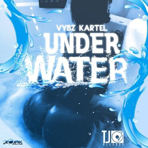 Under Water - Single by VYBZ Kartel