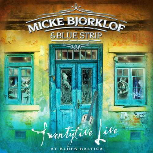 Twentyfive Live at Blues Baltica by Micke Bjorklof