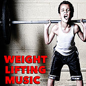 Weight Lifting Music de Various Artists