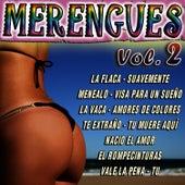 Merengues Vol.2 by Grupo Merenguisimo