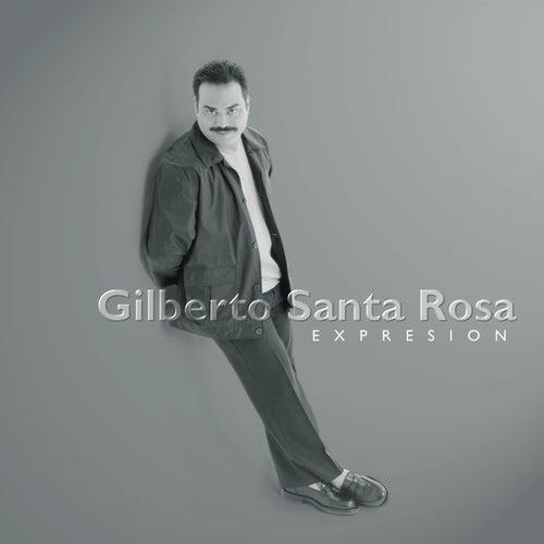 Expresion de Gilberto Santa Rosa