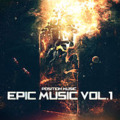 Position Music Epic Music, Vol. 1 de Various Artists