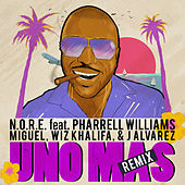 Uno Más Remix Feat. Pharrell Williams, Miguel, Wiz Khalifa, J Alvarez de N.O.R.E.