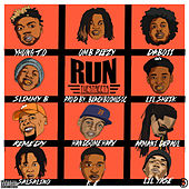 Run the Streets (Vol. 3) by Various Artists