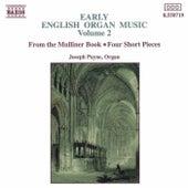 Early English Organ Music Vol.2 by Joseph Payne