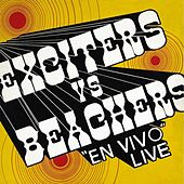 Exciters vs Beachers: En Vivo (Live) by Various Artists