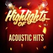 Highlights of Acoustic Hits, Vol. 1 de Acoustic Hits