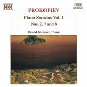 Piano Sonatas Nos. 2, 7 and 8 by Sergey Prokofiev