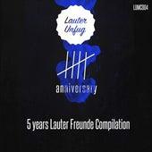 5 Years Lauter Unfug von Various Artists