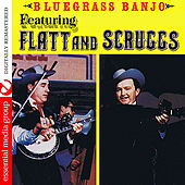 Bluegrass Banjo Featuring Flatt And Scruggs (Digitally Remastered) de Various Artists