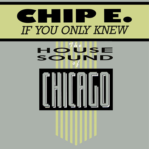 If You Only Knew by Chip E
