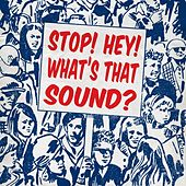 Stop! Hey! What's That Sound? de Various Artists