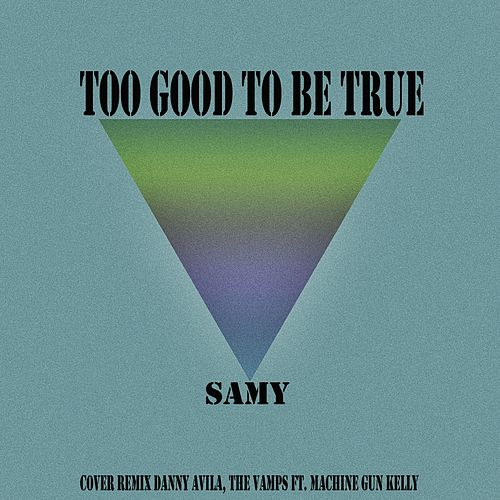 Too Good to Be True (Cover Remix Danny Avila, The Vamps ft. Machine Gun Kelly) de Samy