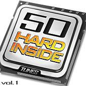 50 Hard Inside Tunes, Vol. 1 - 50 Hardstyle & Hard Techno Electro Anthems de Various Artists