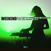 Weekend Players (25 Groovy Club Cocktails), Vol. 4 by Various Artists