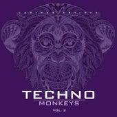 Techno Monkeys, Vol. 2 de Various Artists