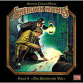 Folge 11: Das Zeichen der Vier von Sherlock Holmes - Die geheimen Fälle des Meisterdetektivs