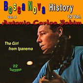 Bossa Nova History, Vol. 8 (The Girl From Panama) (22 Success) de Antônio Carlos Jobim (Tom Jobim)