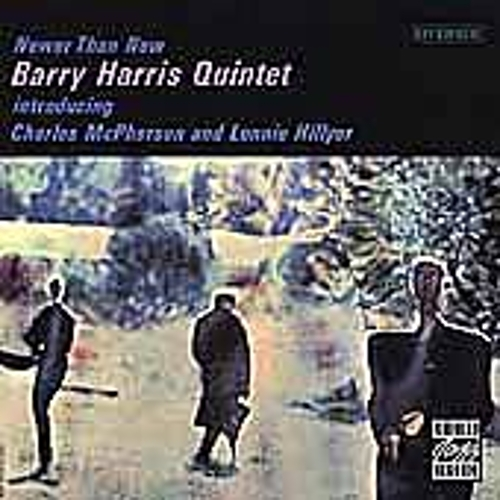 Newer Than New by Barry Harris