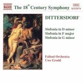 Sinfonias von Carl Ditters von Dittersdorf