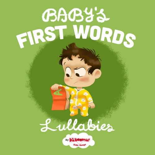 Baby's First Words Lullabies de The Kiboomers