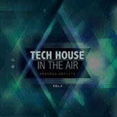Tech House in the Air, Vol. 4 de Various Artists