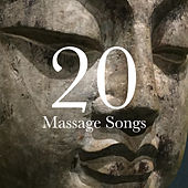 20 Massage Songs - the Best Background Music for Massage, Meditation, Yoga, Breathing Exercises von Massage Therapy Music