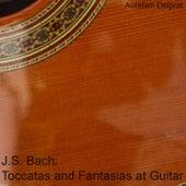 Toccatas and Fantasias at Guitar by Aurélien Delprat