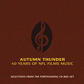 Selections from Autumn Thunder: 40 Years of NFL Films Music by Various Artists