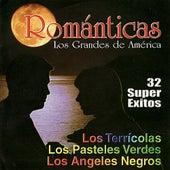 Románticas Los Grandes de América by Various Artists