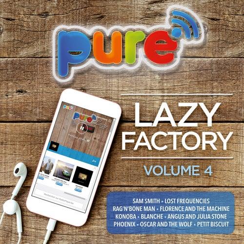 Lazy Factory Room (Vol. 4) de Various Artists