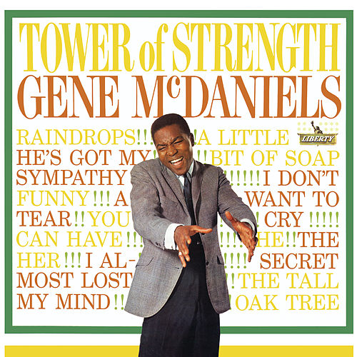 Tower Of Strength by Gene McDaniels