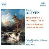 Alfven: Symphony No. 2 / The Prodigal Son by Hugo Alfven