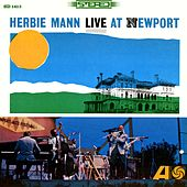 Live At Newport by Herbie Mann
