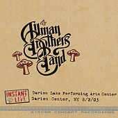 Darien Center, NY 8-2-03 by The Allman Brothers Band