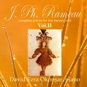 Jean Philippe Rameau Complete Keyboard Works, Vol. 2 de David Ezra Okonsar
