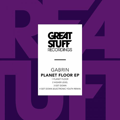 Planet Floor EP by GABRIN