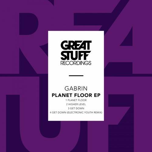 Planet Floor EP by GABRIN