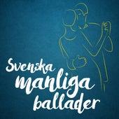 Svenska manliga ballader by Various Artists