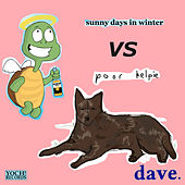 Sunny Days in Winter vs. Poor Kelpie by Dave