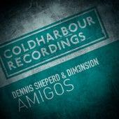 Amigos by Dennis Sheperd
