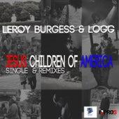 Jesus Children of America by Leroy Burgess