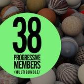 38 Progressive Members Multibundle - EP by Various Artists