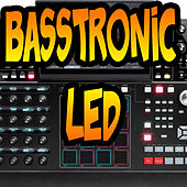 Basstronic Led de DJ Cabide
