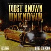 Most Known Unknown de Amg Manson
