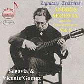 Andres Segovia & His Contemporaries Vol. 5 von Various Artists