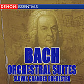 Bach: Orchestral Suites Nos. 1 - 3 by Various Artists