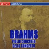 Brahms: Violin Concerto Op. 77, Violin & Cello Concerto Op. 102 by Various Artists