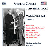 Works For Wind Band de John Philip Sousa