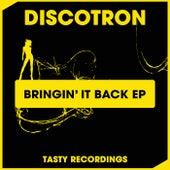 Bringin' It Back - Single fra Discotron